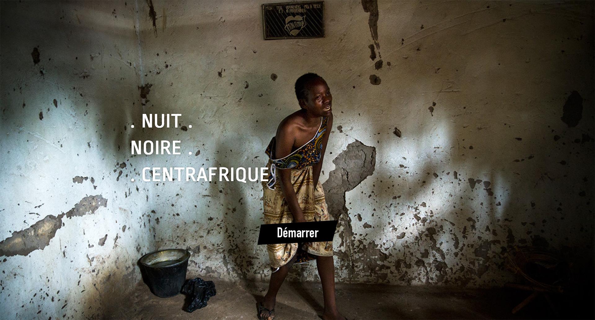 NuitNoire Centrafrique